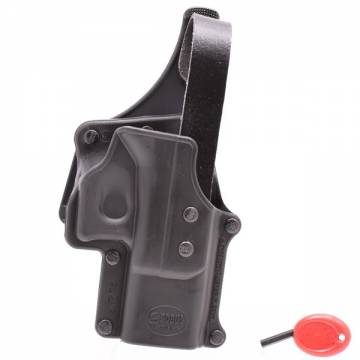 Fobus Belt Holster Rotating+Thumb Break - Glock 17/19/22/23/34/35