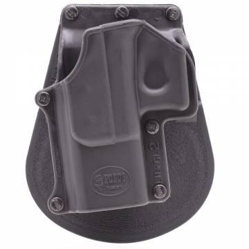Fobus Paddle Holster - Left Glock 17/19/22/23/34/35