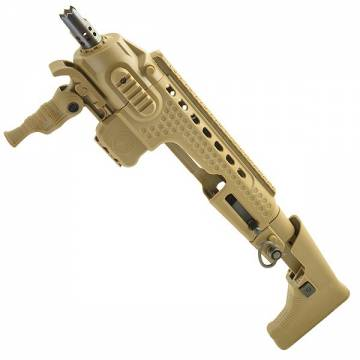 A.P.S. Caribe Action Combat Carbine Kit for Glock - DE