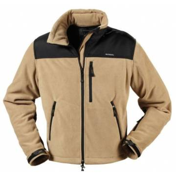 Pentagon Bojan Fleece Jacket Level V - Tan / Black
