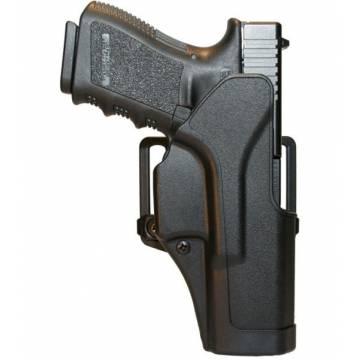 Blackhawk CQC Holster w/ BL & Paddle - Glock 17/22/31