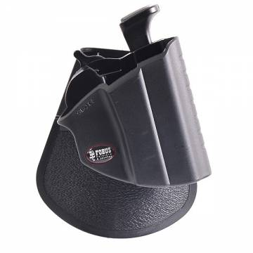 Fobus Paddle Holster Rotating + Thumb Release Glock 17/19/22
