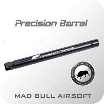 Madbull 6,03 Black Python Barrel - Glock 17/18