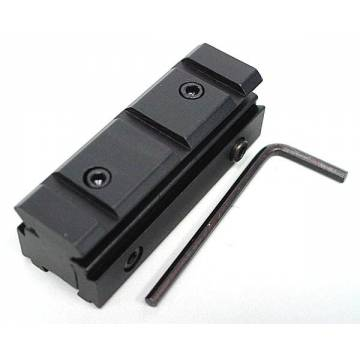 11mm to 20mm RIS Weaver Mount Base Adaptor