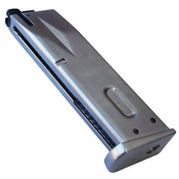 WE-Tech M9/M92F Magazine - Chrome