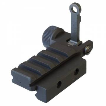 D-Boys Military 300M Flip Up Rear Sight