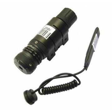 Weapon Red Laser Sight for Picatinny Rail - Long