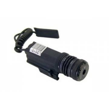 Weapon Red Laser Sight for Picatinny Rail - Short