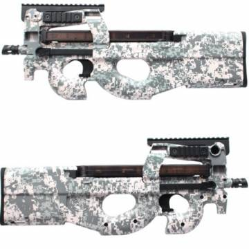 King Arms FN Herstal P90 Tactical - ACU
