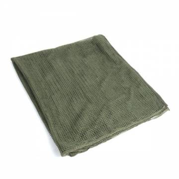 King Arms Military Scrim Net Scarf - OD