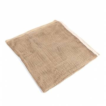 King Arms Military Scrim Net Scarf - TAN