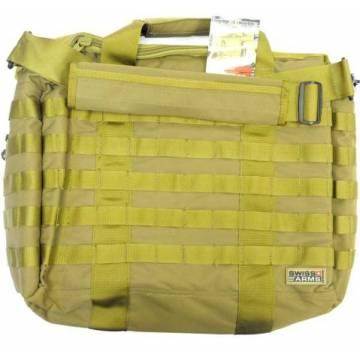 Swiss Arms Tactical Laptop Case 15 - Tan