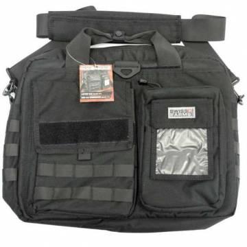 Swiss Arms Tactical Laptop Case 17 - Black