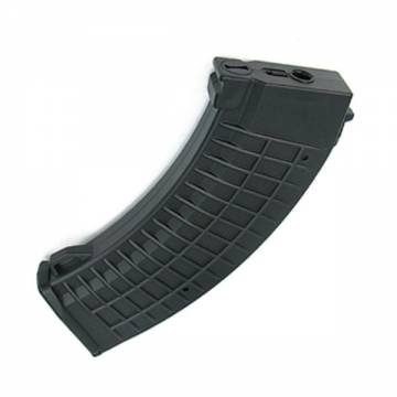 King Arms AK 110rds Polish Type Magazine - Black