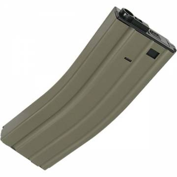 King Arms Mag M4/M16 450rds Metal - DE