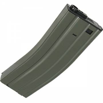 King Arms Mag M4/M16 450rds Metal - OD