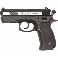 CZ 75D Compact Co2 4,5mm - Silver Slide