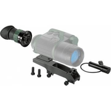 YUKON Night Vision nvmt Spartan 3x42 - Riflescope Kit