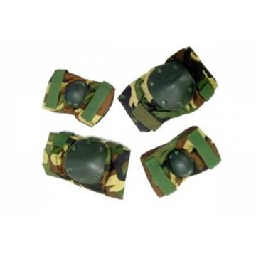 ProGuard Knee & Elbow Pads - Woodland