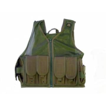 Light Weight Tactical Vest - Coyote
