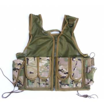 Light Weight Tactical Vest - Multicam