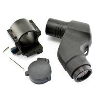 Magnifier Angle Scope 3x25 w/ QD Mount