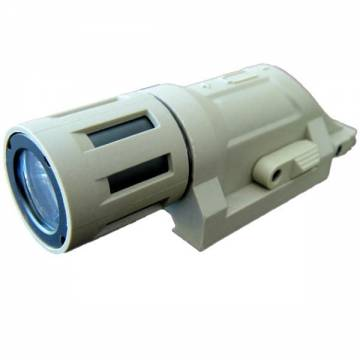 Element Weapon Mounted LED Light (220 Lumens) - DE