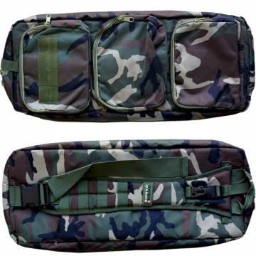 Swiss Arms Gun Handbag 65cm - Woodland