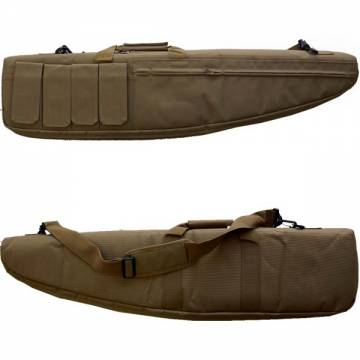 Tactical Rifle Sniper Case Gun Bag - Coyote Brown