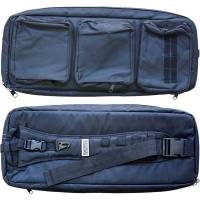 Swiss Arms Gun Handbag 65cm - Black