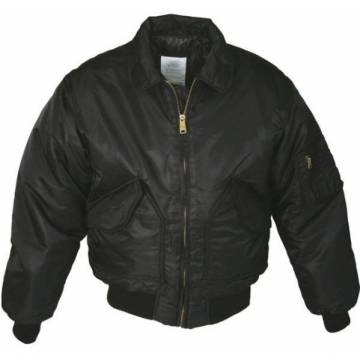 Pentagon CWU 45 Pilot Jacket - Black