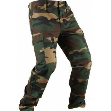 Pentagon BDU Pants (Rip-stop) Woodland