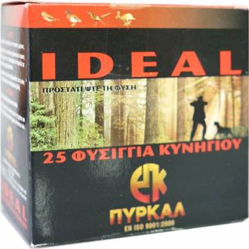 PYRKAL IDEAL C12 30g - 25pcs