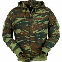 Pentagon Leonidas Tactical Hooded Fleece - Greek Lizard