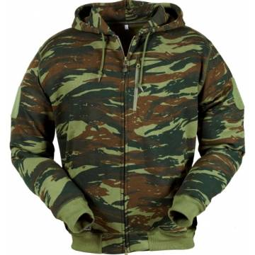 Pentagon Leonidas 2.0 Tactical Hoodie - Greek Lizard