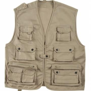 Pentagon Safari Vest - Khaki