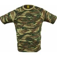Pentagon T-Shirt Cotton (Greek Lizard)
