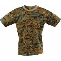 Pentagon T-Shirt Flatlock - Marpat