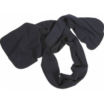 Pentagon Fleece Scarf - Blue
