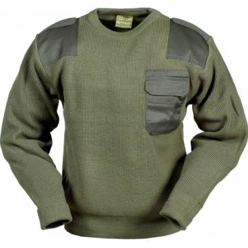 Pentagon Sweater BW Style - Olive