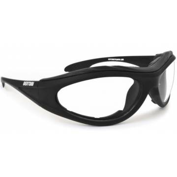 Bertoni AF125 Balistic Glasses (Anti-fog) Clear