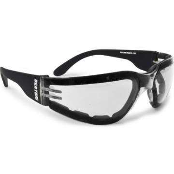 Bertoni AF150 Balistic Glasses (Anti-fog) Clear