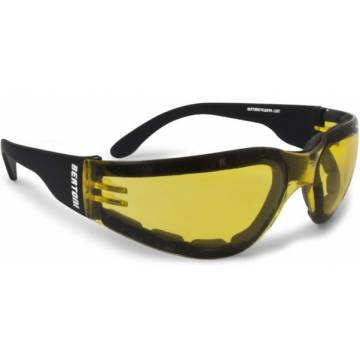 Bertoni AF150 Balistic Glasses (Anti-fog) Yellow