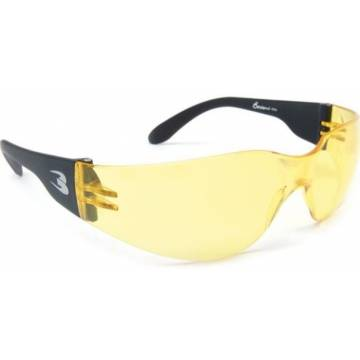 Bertoni AF151 Balistic Glasses (Anti-fog) Yellow