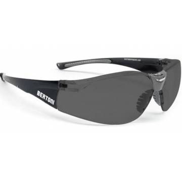 Bertoni AF167 Balistic Glasses (Anti-fog) Smoke