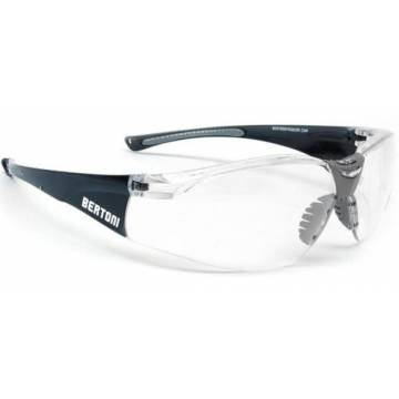 Bertoni AF167 Balistic Glasses (Anti-fog) Clear