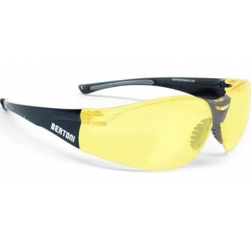 Bertoni AF167 Balistic Glasses (Anti-fog) Yellow