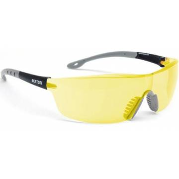 Bertoni AF169 Balistic Glasses (Anti-fog) Yellow