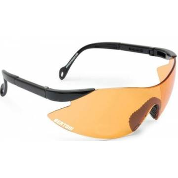 Bertoni AF185 Balistic Glasses (Anti-fog) Orange