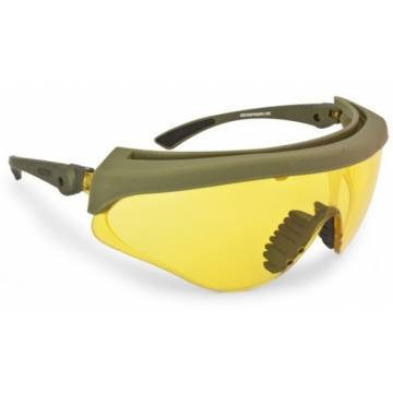 Bertoni AF869 Balistic Glasses (Anti-fog) Yellow